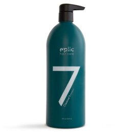 epiic hair care Cleanse'it shampoo nr. 7 - 970ml