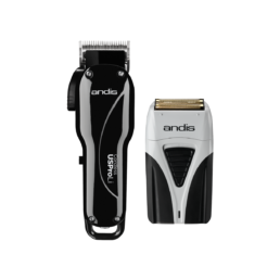 Andis Cordless Combo Adjustable Blade Clipper & Cordless Shaver